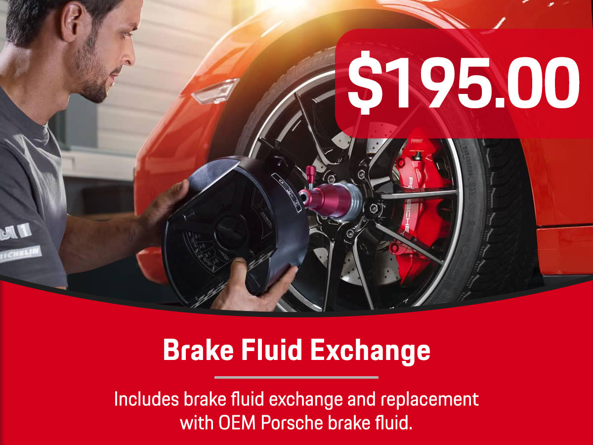 Brake Fluid Flush Service Special Coupon