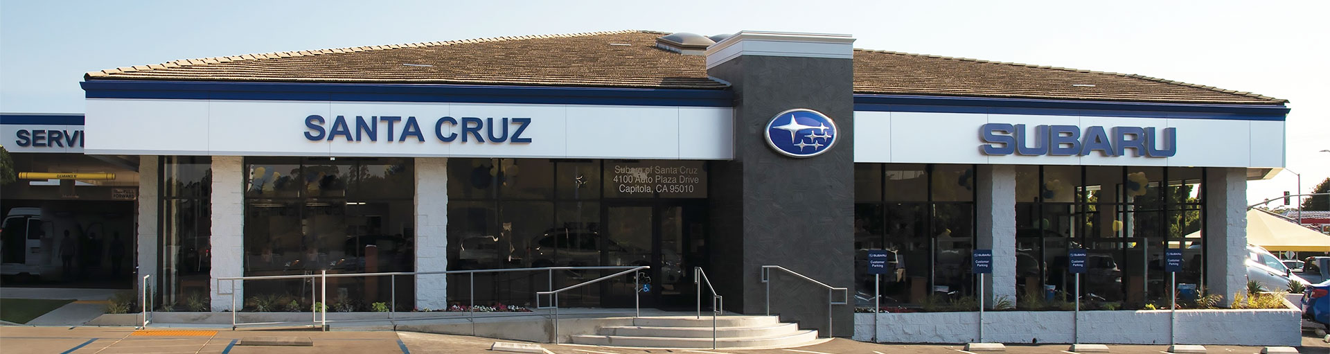 Santa Cruz Subaru Dealership