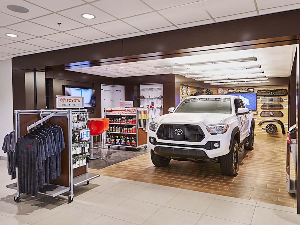 Parts & Gear Boutique