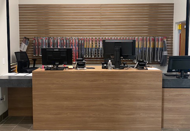 Berglund Toyota Parts & Accessories