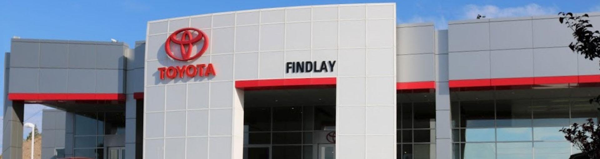 Findlay Toyota Service