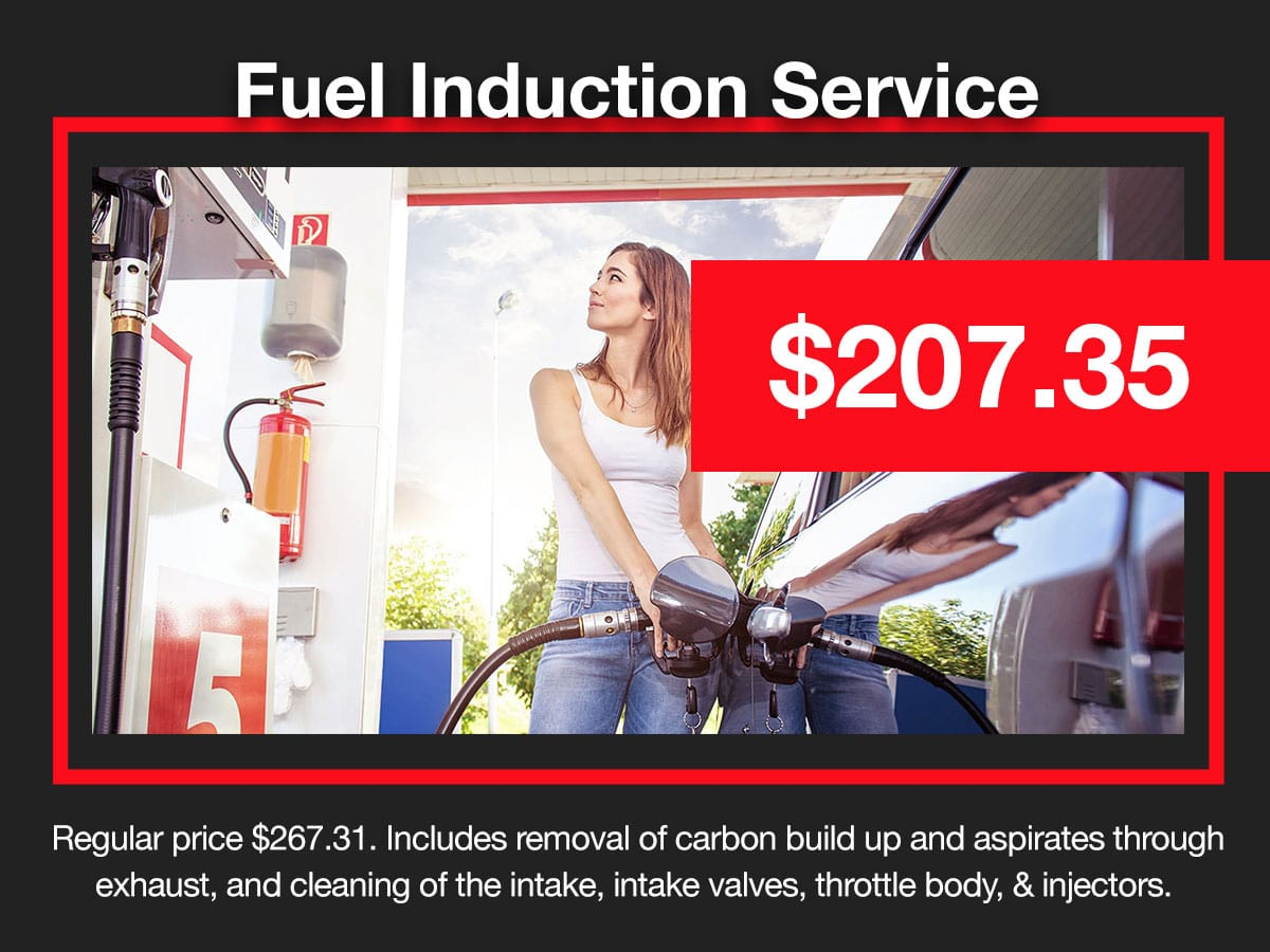 Fuel Induction Service >> Fuel Induction Injection Service