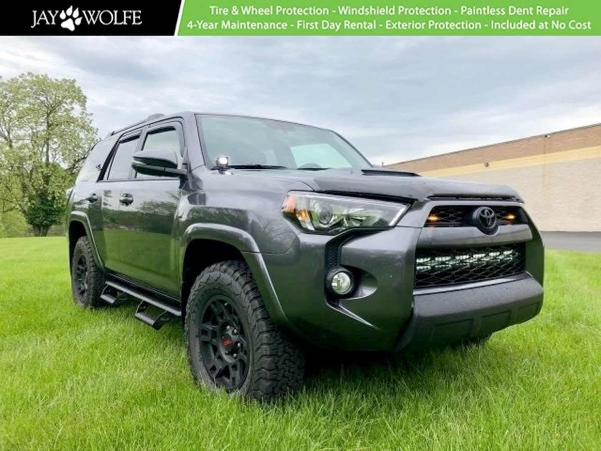 Toyota 4Runner TRD Baja Cliffhanger Package
