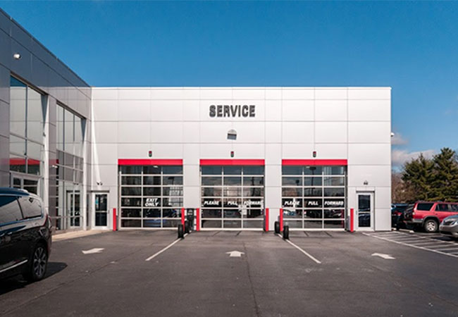 Oxmoor Toyota Service Garage