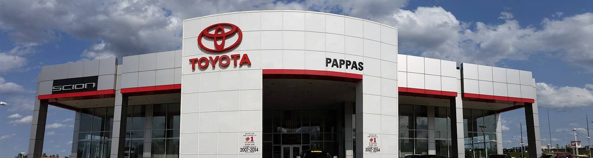 Pappas Toyota Service