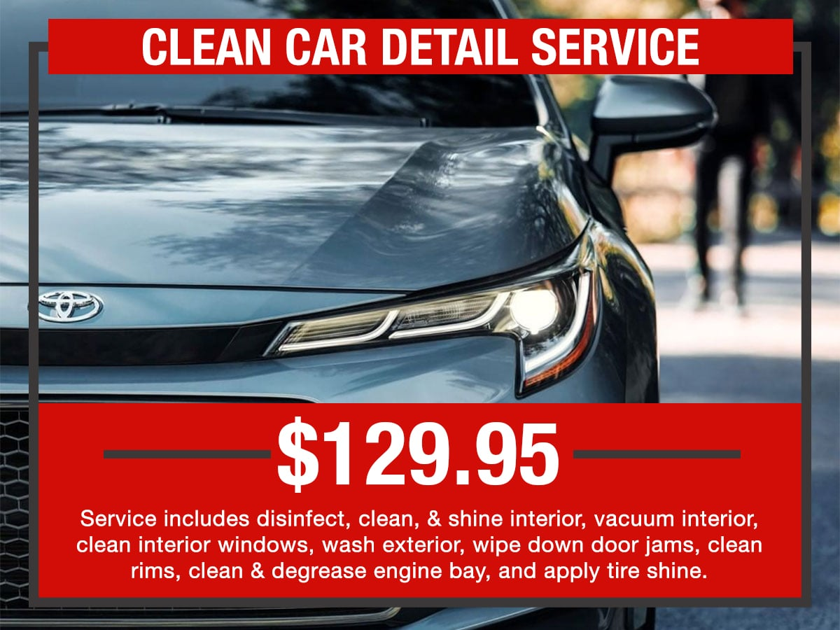 Detail Service Special