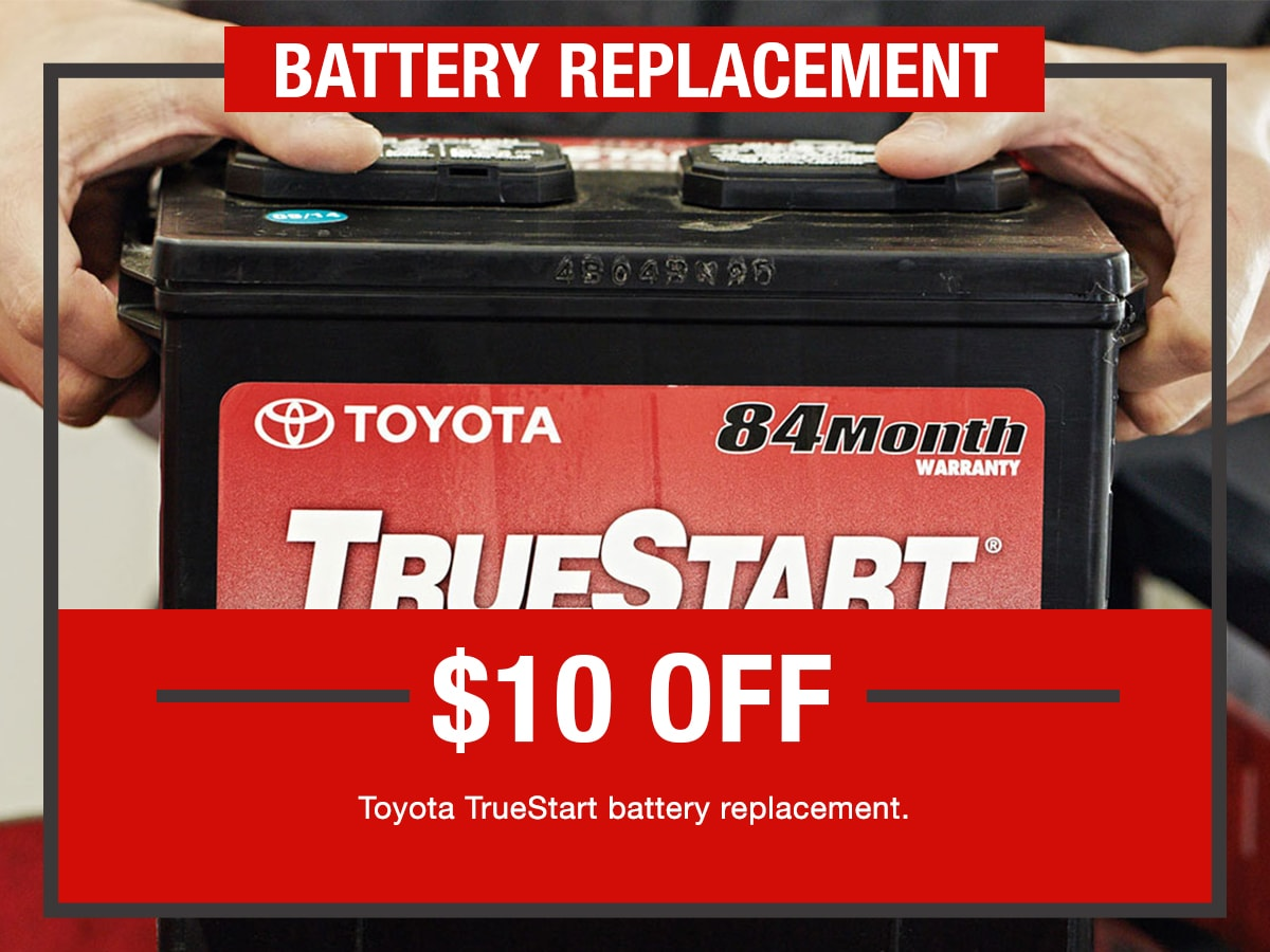 Battery Replacement Special