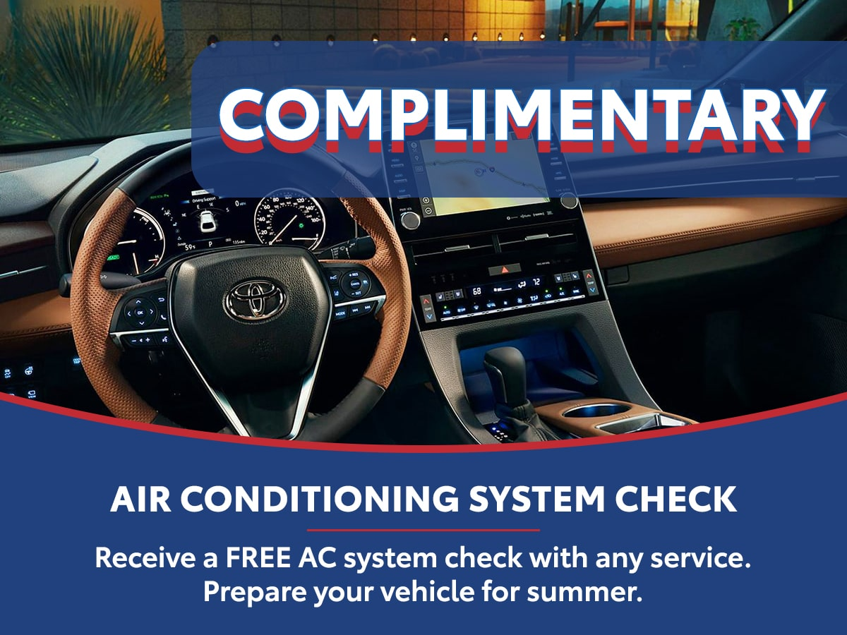 AC System Check Special Coupon