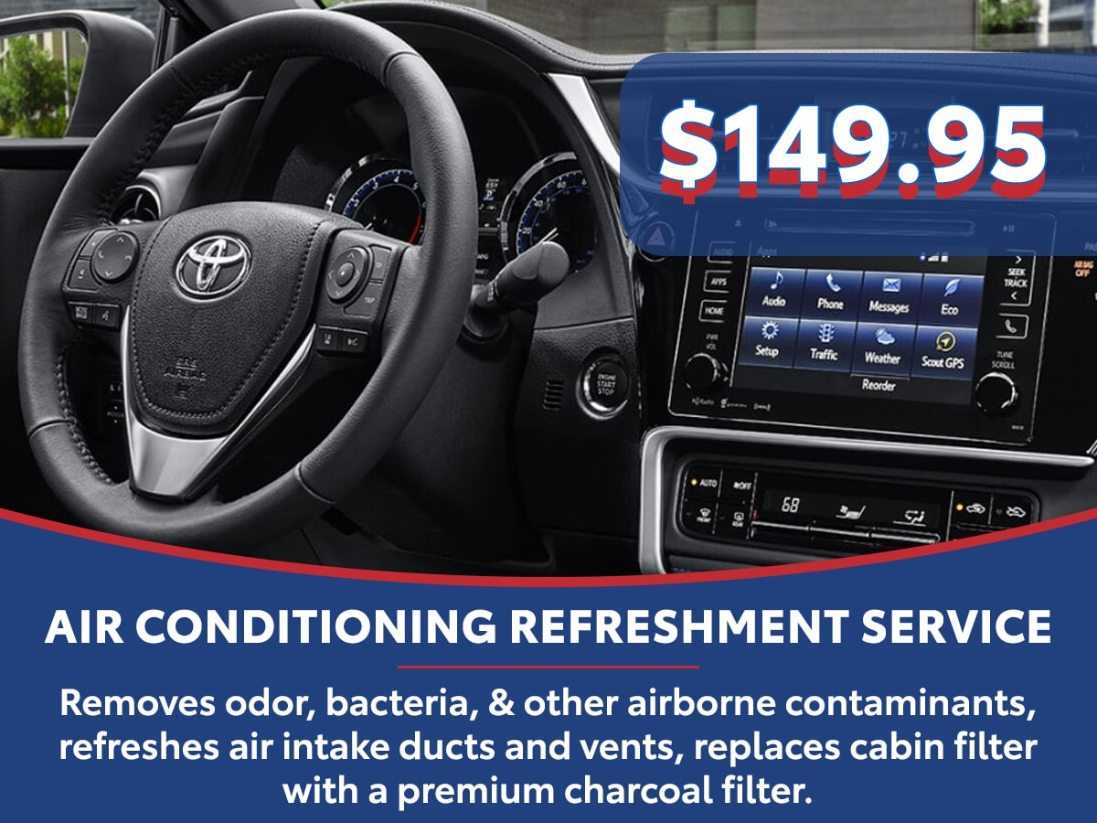 Air Conditioning Special Coupon