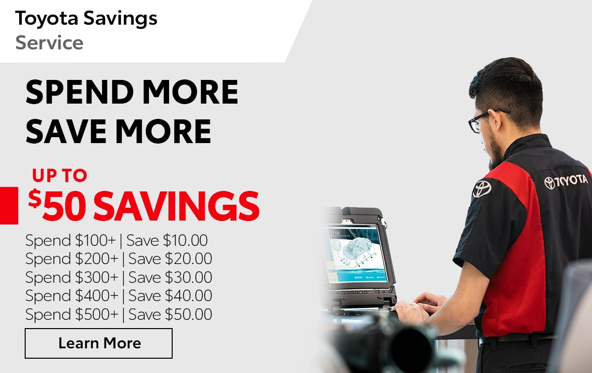 Spend More Save More Special Coupon