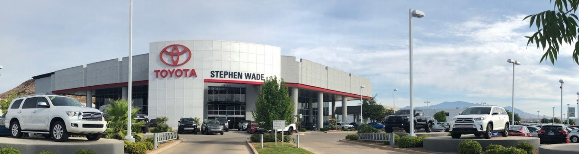 Stephen Wade Toyota Service & Parts Specials
