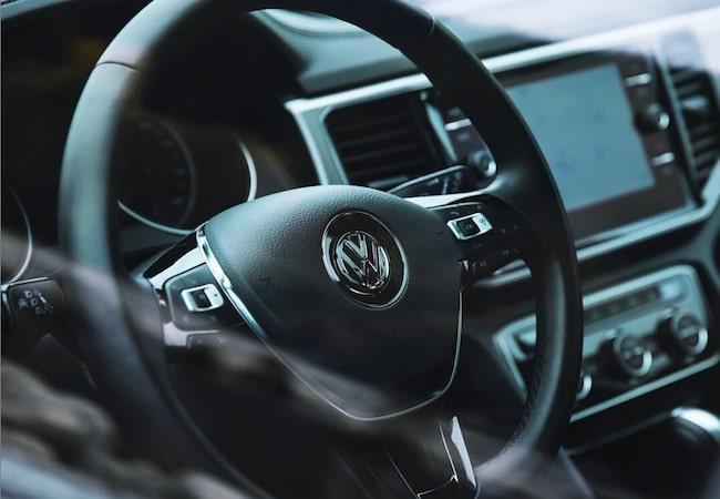 VW Interior