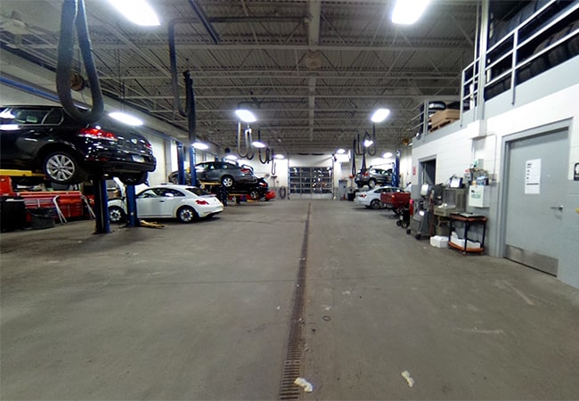 VW Service Center
