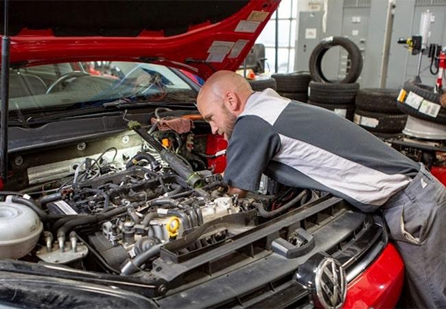 VW Certified Service