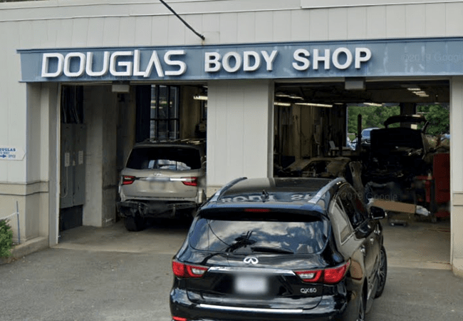 Douglas VW Body Shop