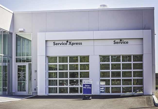 VW Service Xpress