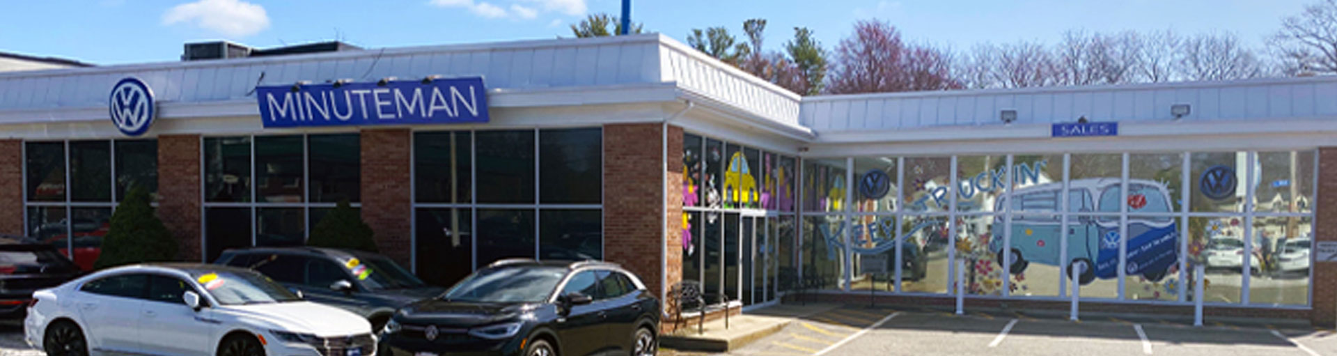 Minuteman Volkswagen Multi-Point Inspection Service