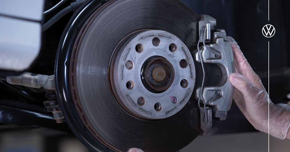 Volkswagen Brake Pad Replacement Service Special Coupon