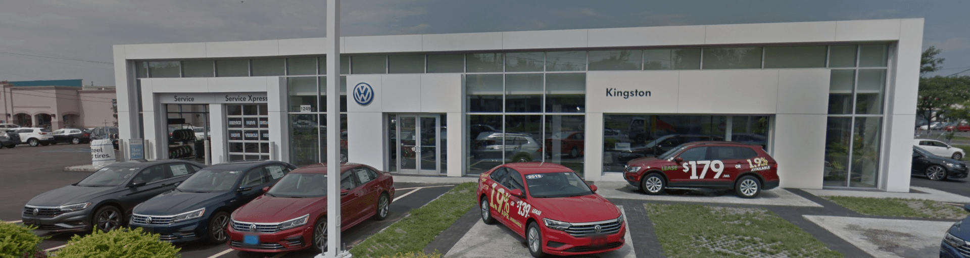 Volkswagen of Kingston Service Specials