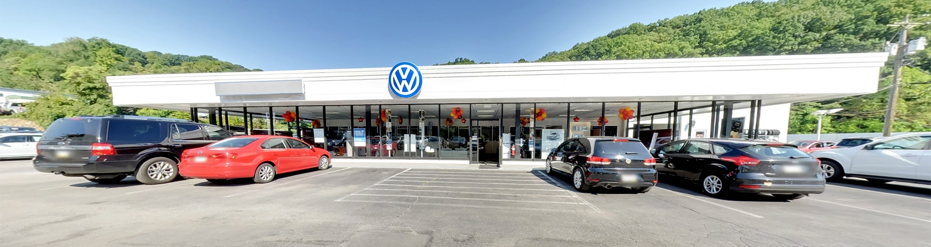 Volkswagen of Moon Township Four-Wheel Alignment