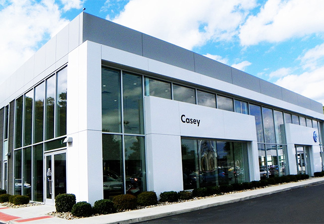 Casey Volkswagen Dealership