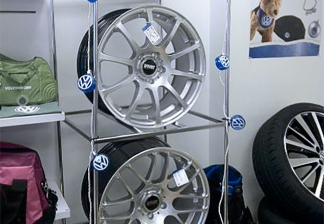 VW Genuine Wheels & Tires
