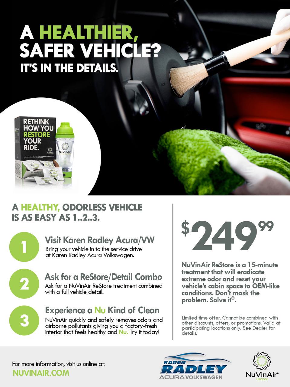 Odorless Vehicle