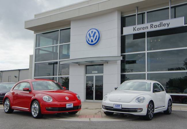 VW Dealership