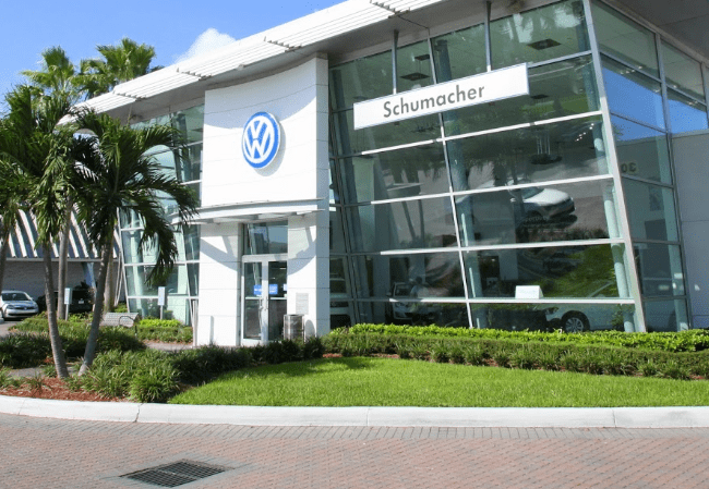Schumacher VW of WPB Dealership