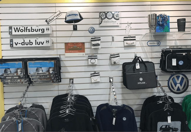 Southern VW Greenbrier Accessories