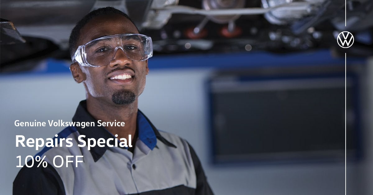 Volkswagen Repairs Special Coupon