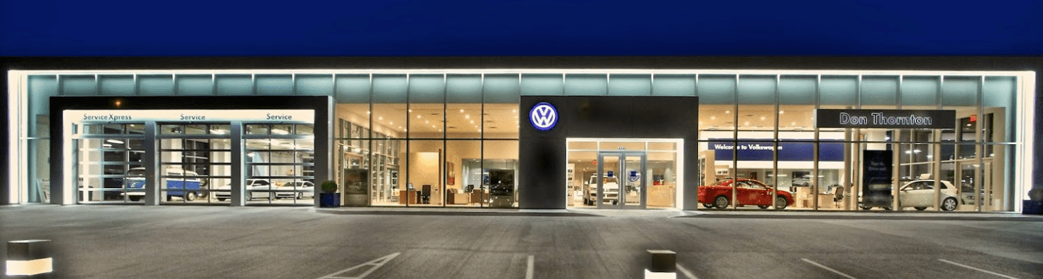 Don Thornton Volkswagen of Tulsa Oil Change Service