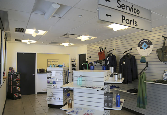 Germain Volkswagen Parts & Accessories