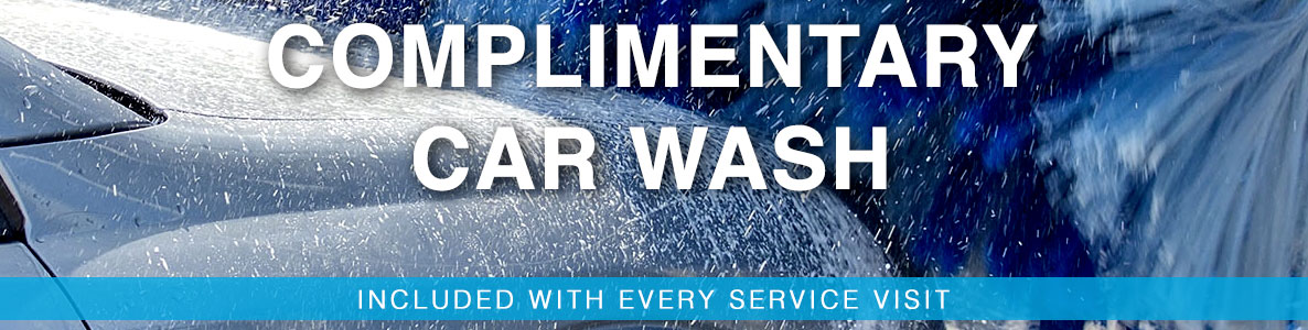 Subaru Complimentary Car Wash Service Special Coupon