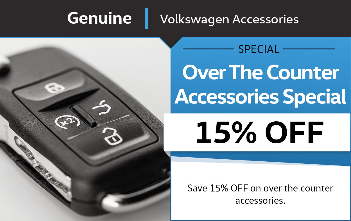 VW Accessories Special Coupon