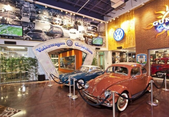 Gunther VW Showroom