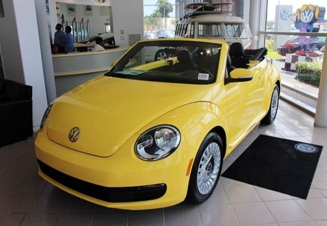 Gunther VW Bug