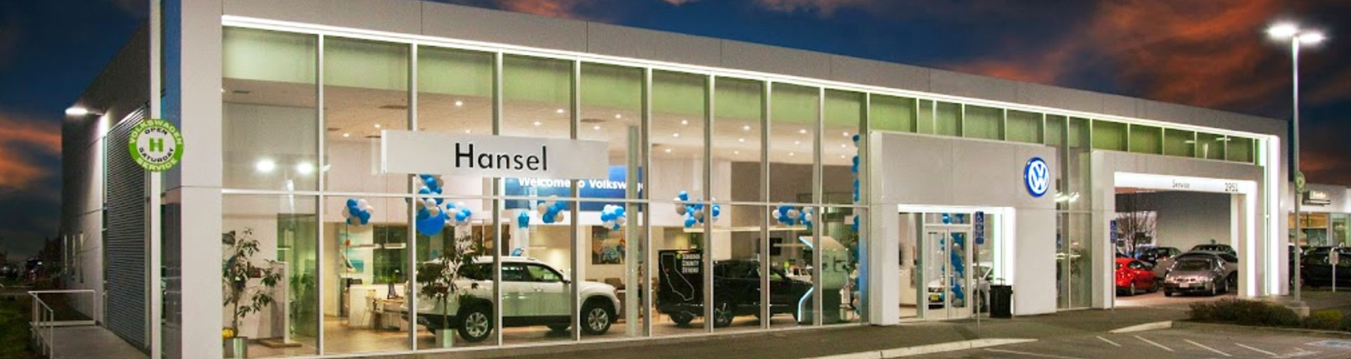 Hansel VW of Santa Rosa Service Department