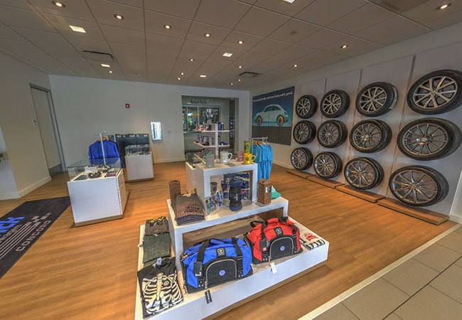 Hendrick VW Dealership