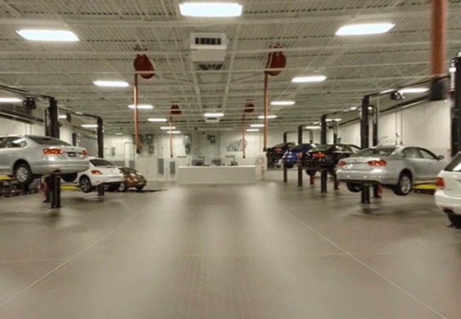 Hendrick Volkswagen Tire & Service Center