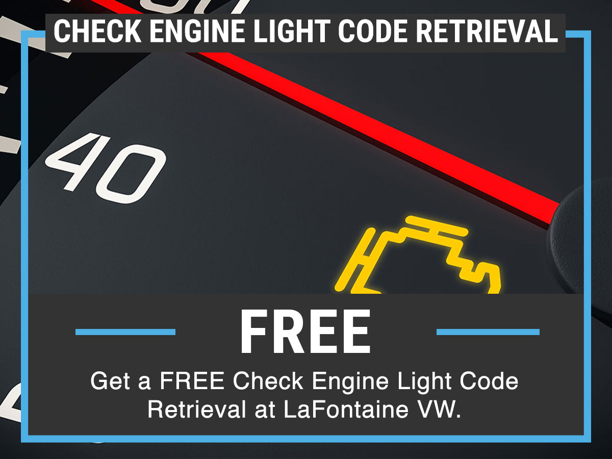 Check Engine Light Code Retrieval Coupon