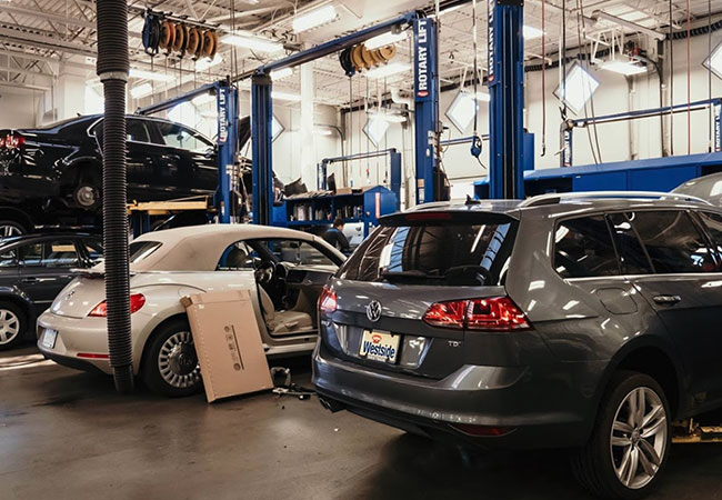 Vw Dealership Mn >> Service Department in Saint Louis Park, MN | Luther Westside Volkswagen