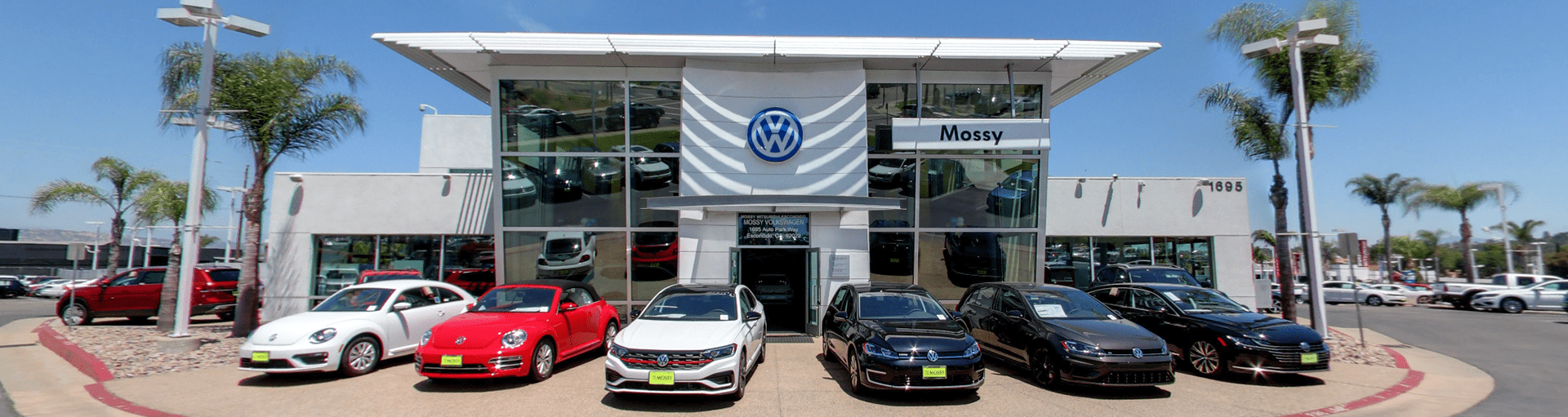 Mossy Volkswagen Service Department
