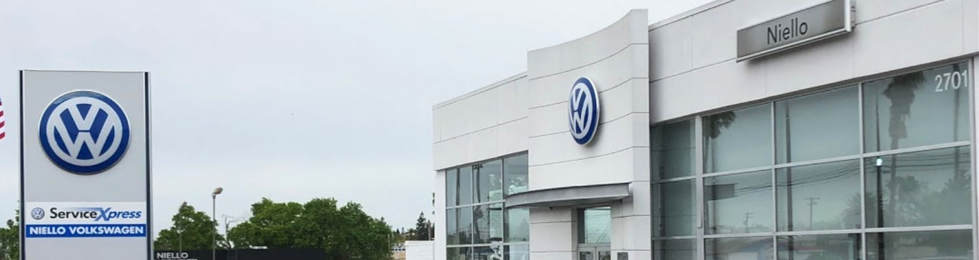 Volkswagen Service Department