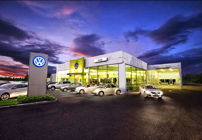 Niello VW Dealership