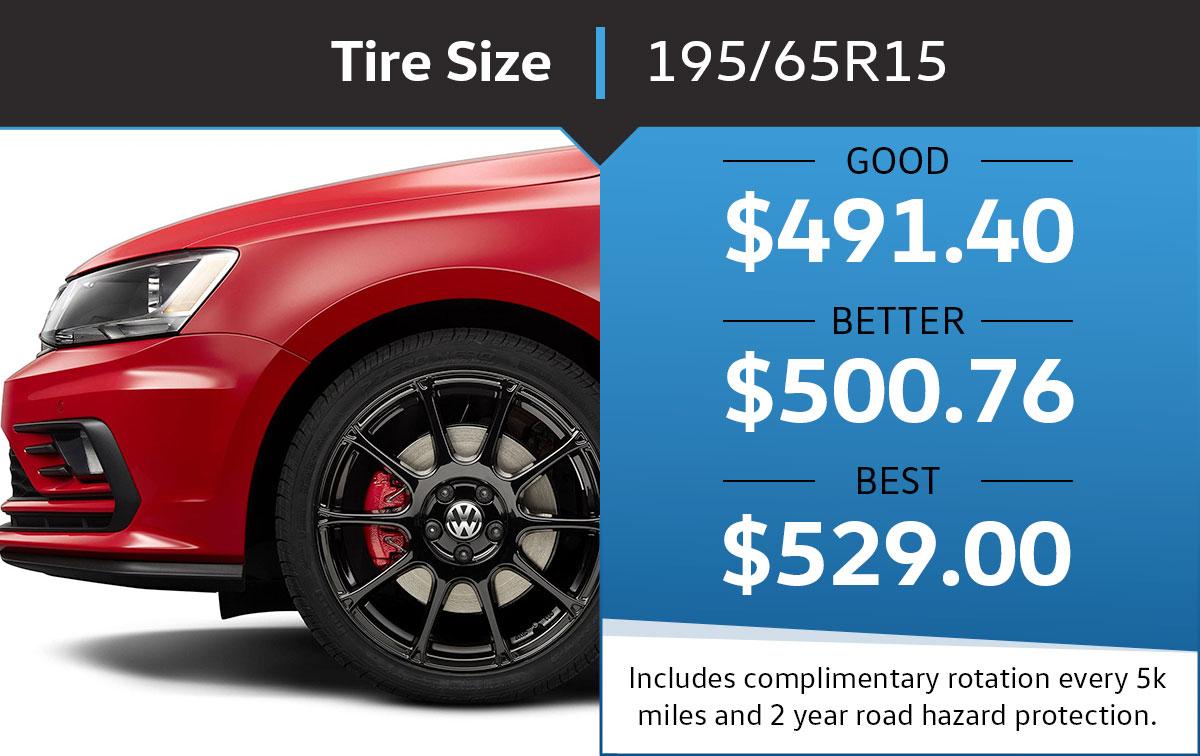Tire Specials Rebates In Colmar Pa North Penn Volkswagen