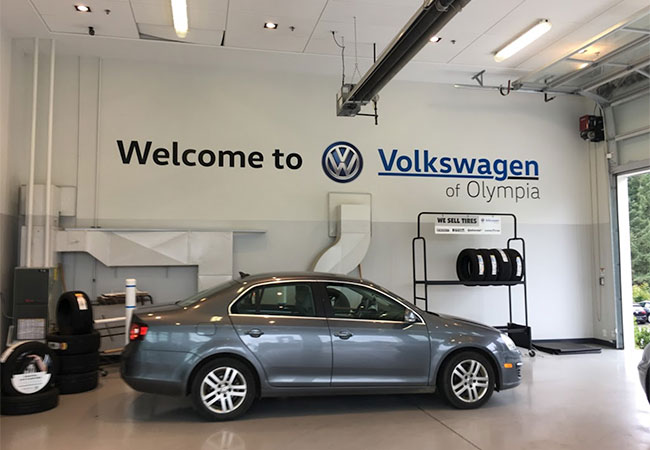 Volkswagen Car Wash