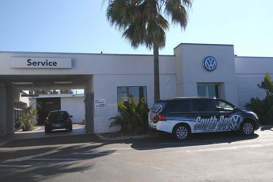 South Bay Volkswagen Service Center