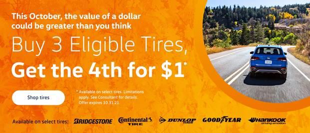 Buy 3 Tires Special