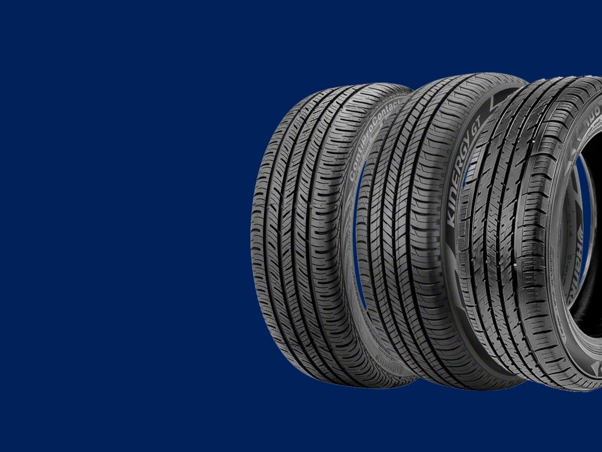 Volkswagen 215/55/17 Tire Special Coupon